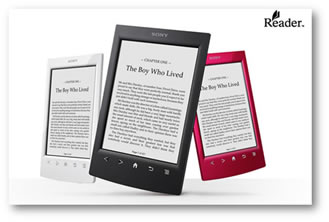 Sony PRS-T2 ebook-Reader
